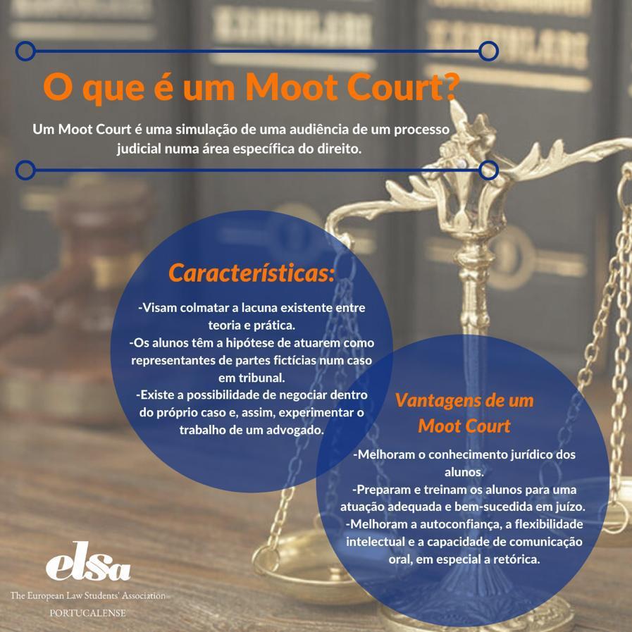 O que é um Moot Court?