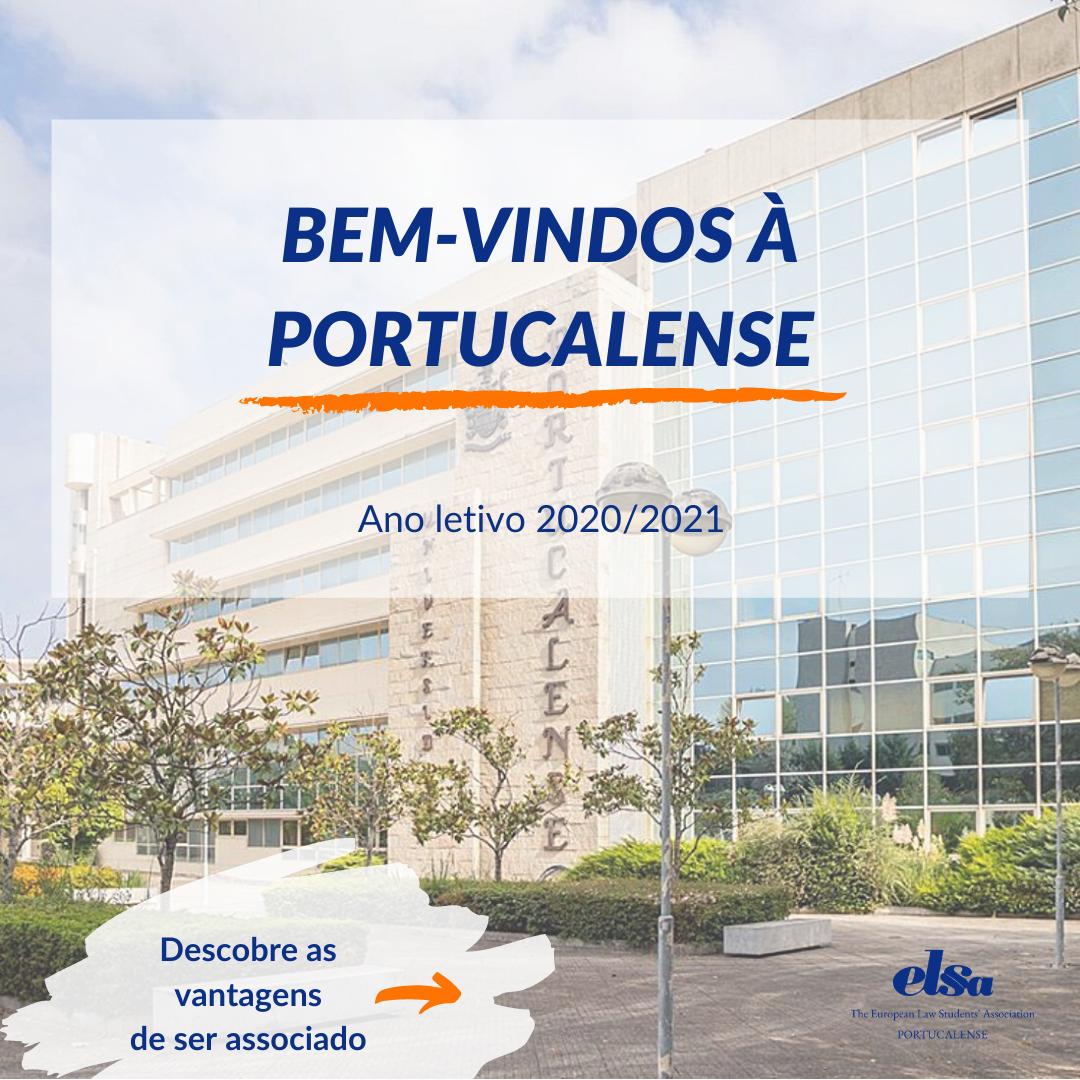 Bem Vindos à Portucalense