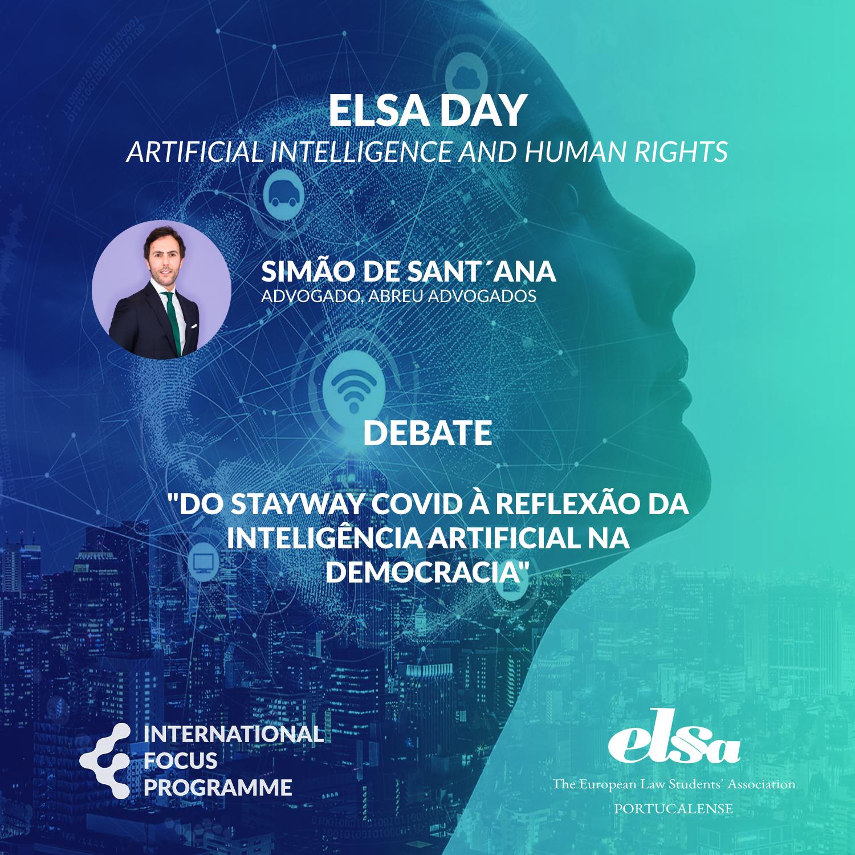 ELSA DAY Speaker Description