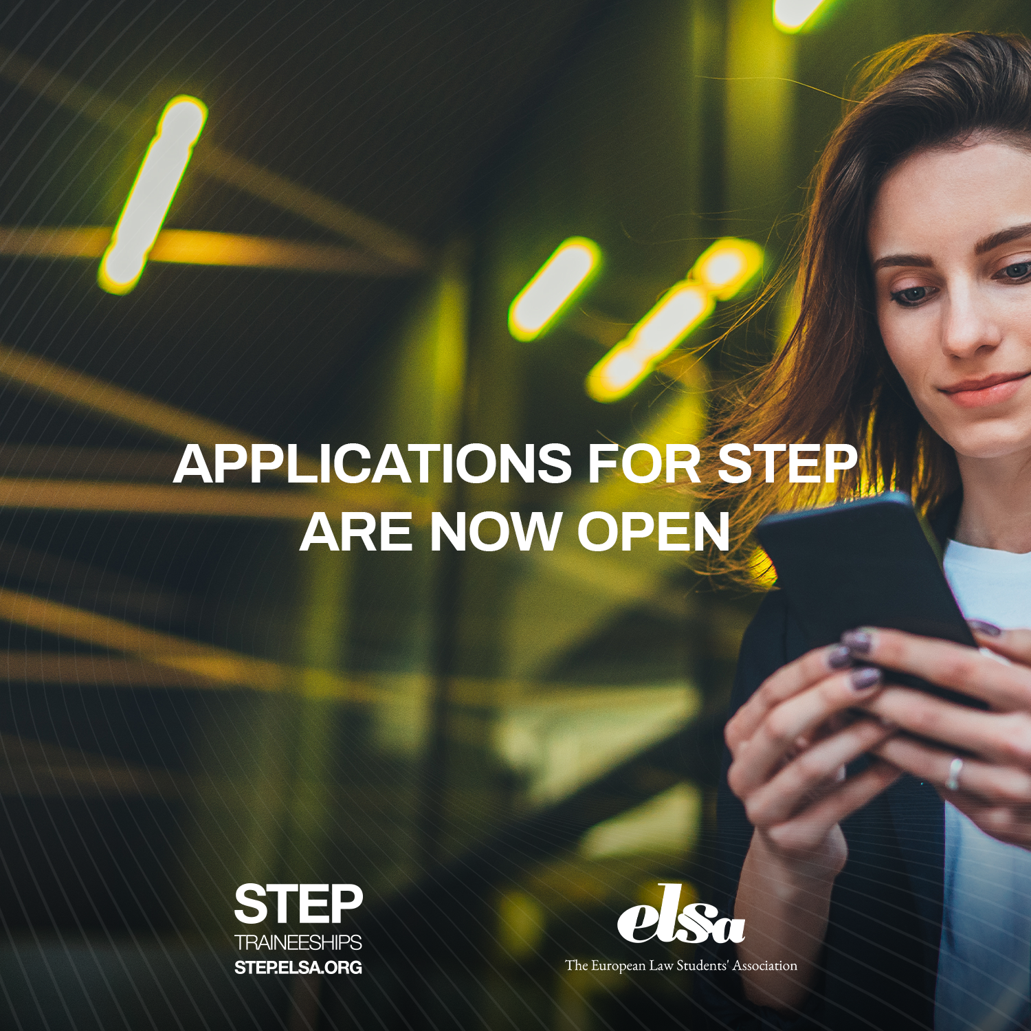 Applications for STEP