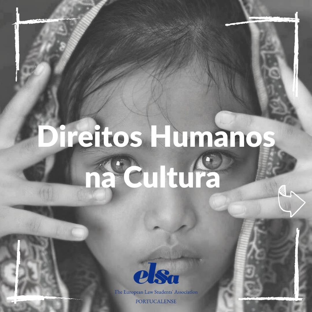 Direitos Humanos na Cultura