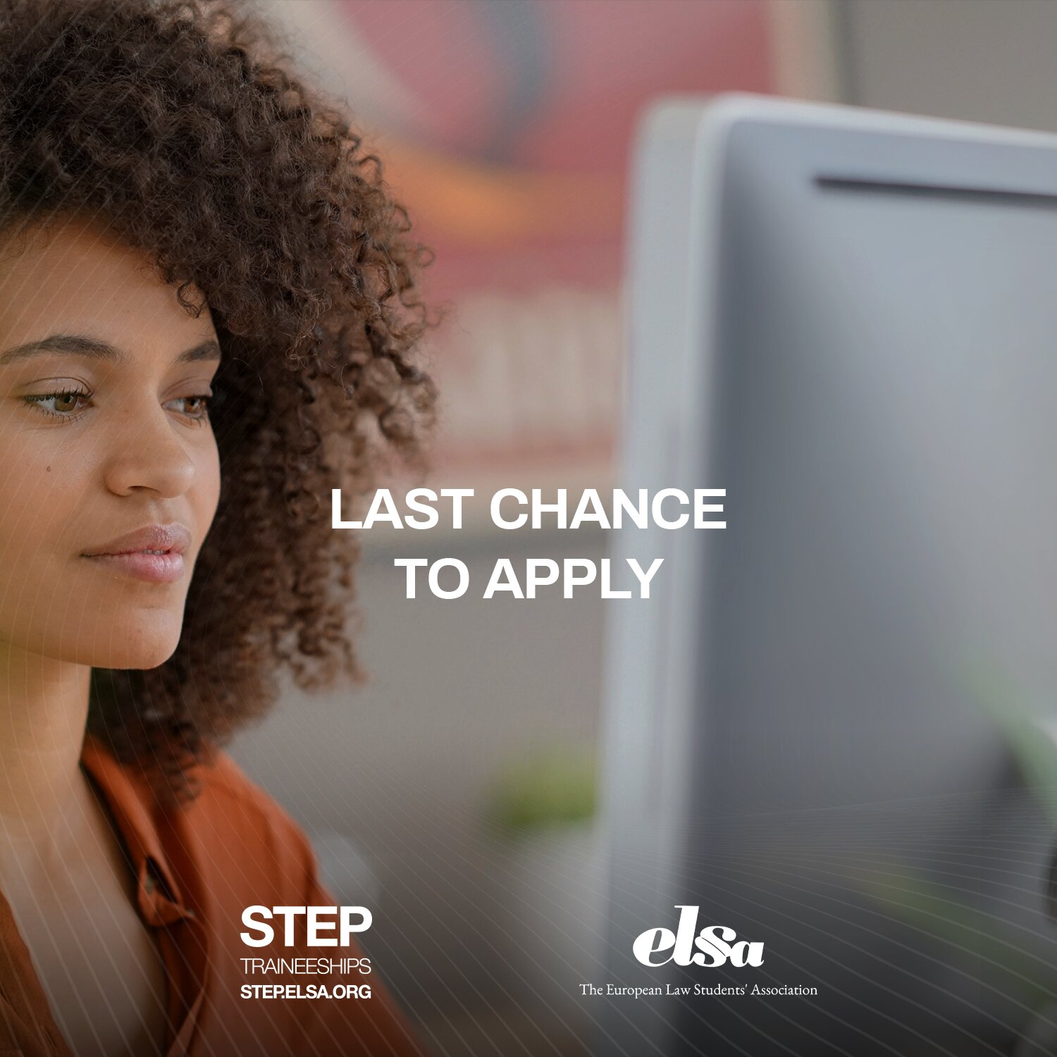 Last Chance to Apply