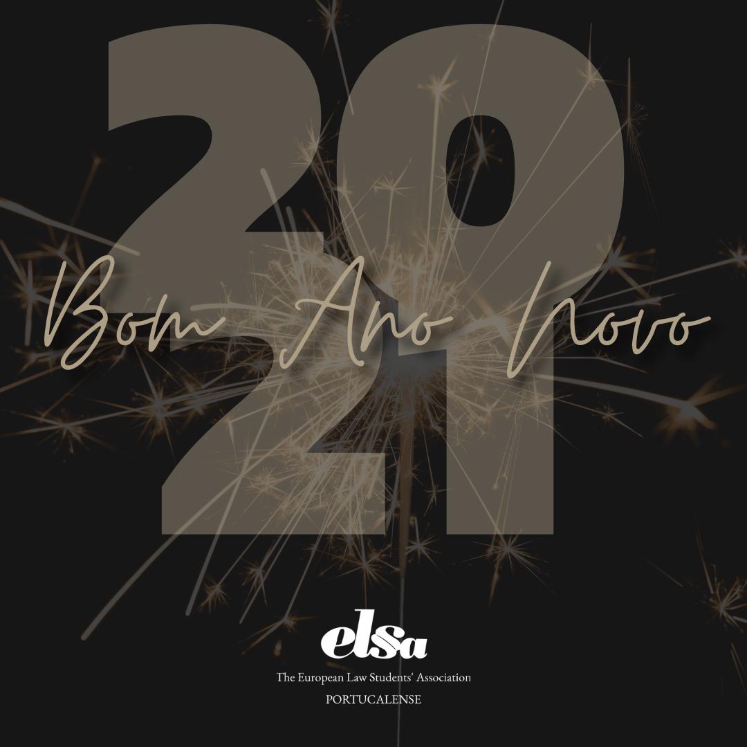 Bom Ano Novo !
