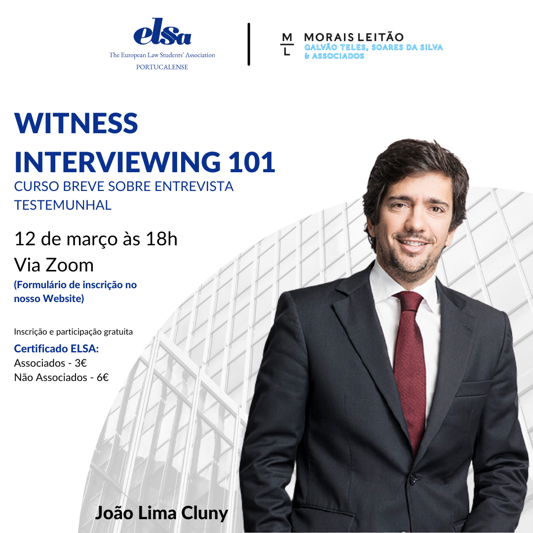 Witness Interviewing 101