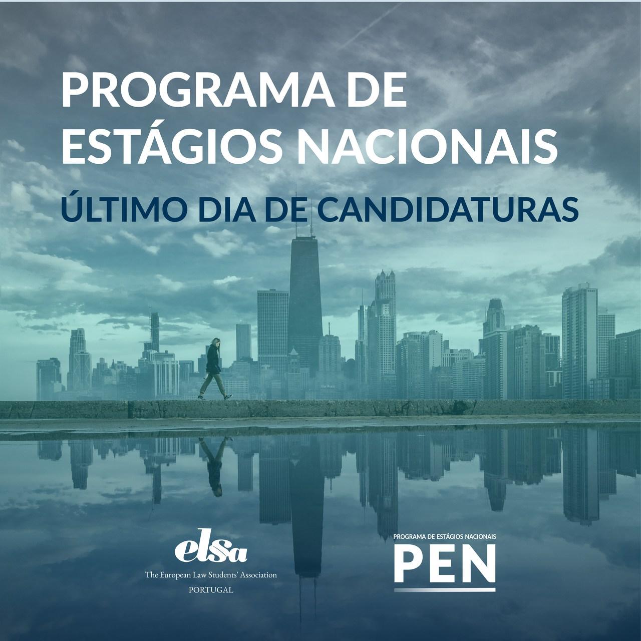 PEN: Último dia de Candidaturas