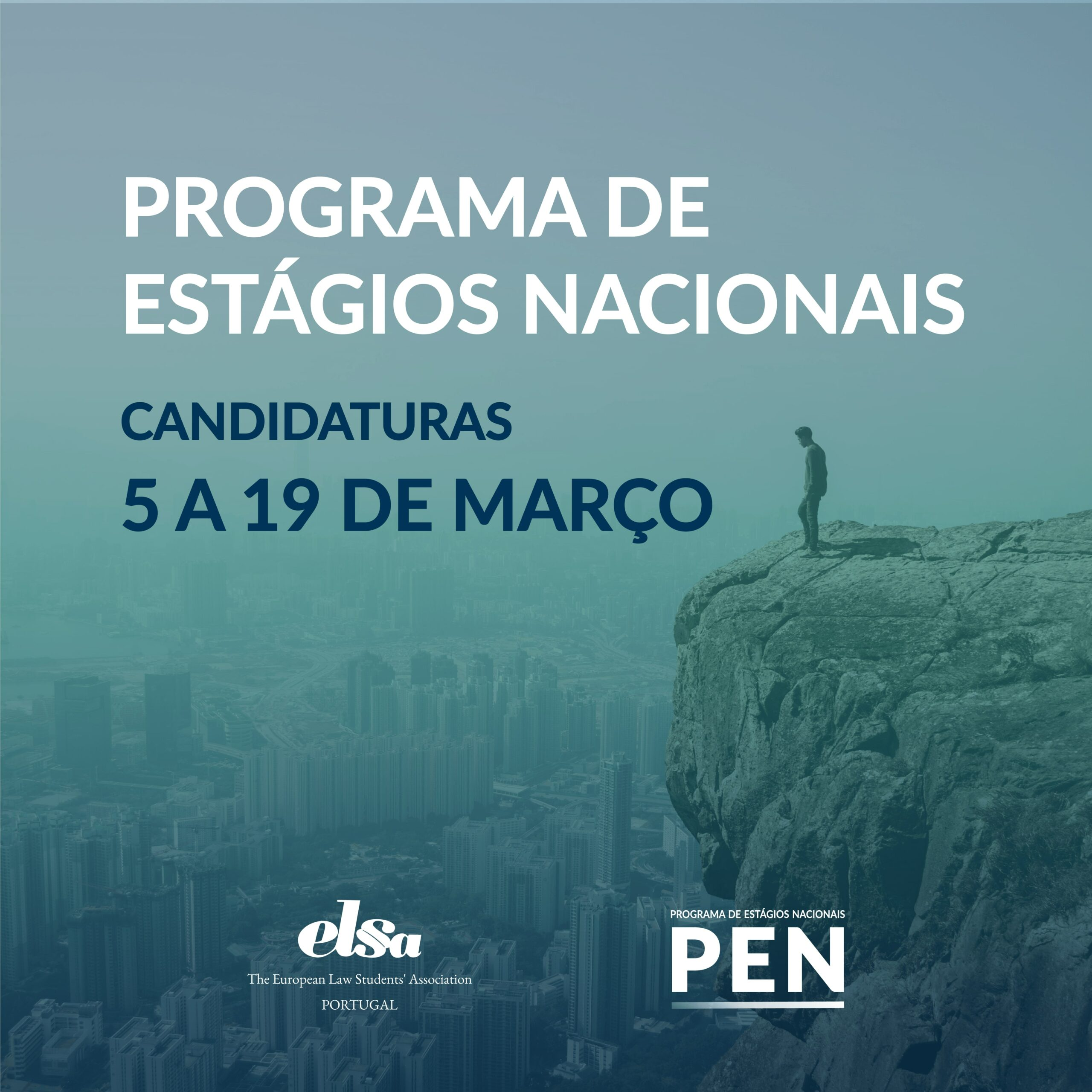 Programa de Estágio Nacionais