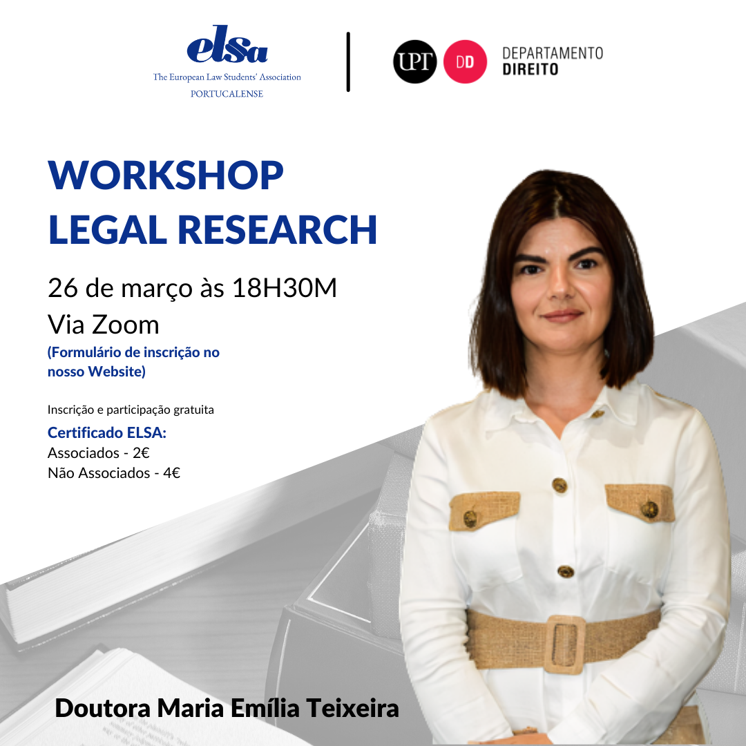 Workshop: Legal Research