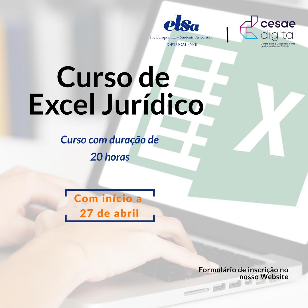 Curso de Excel Jurídico