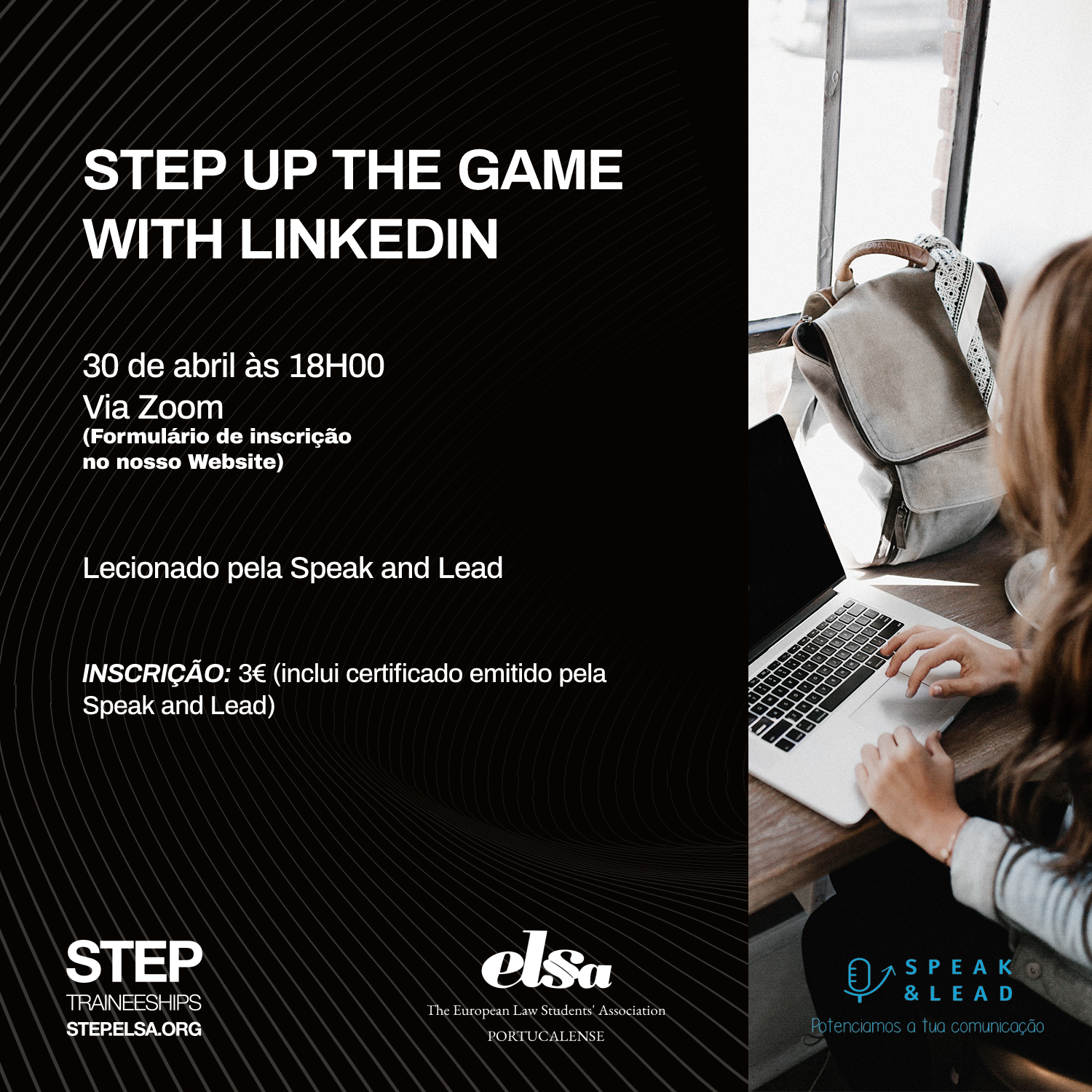Step up the game with Linkedin