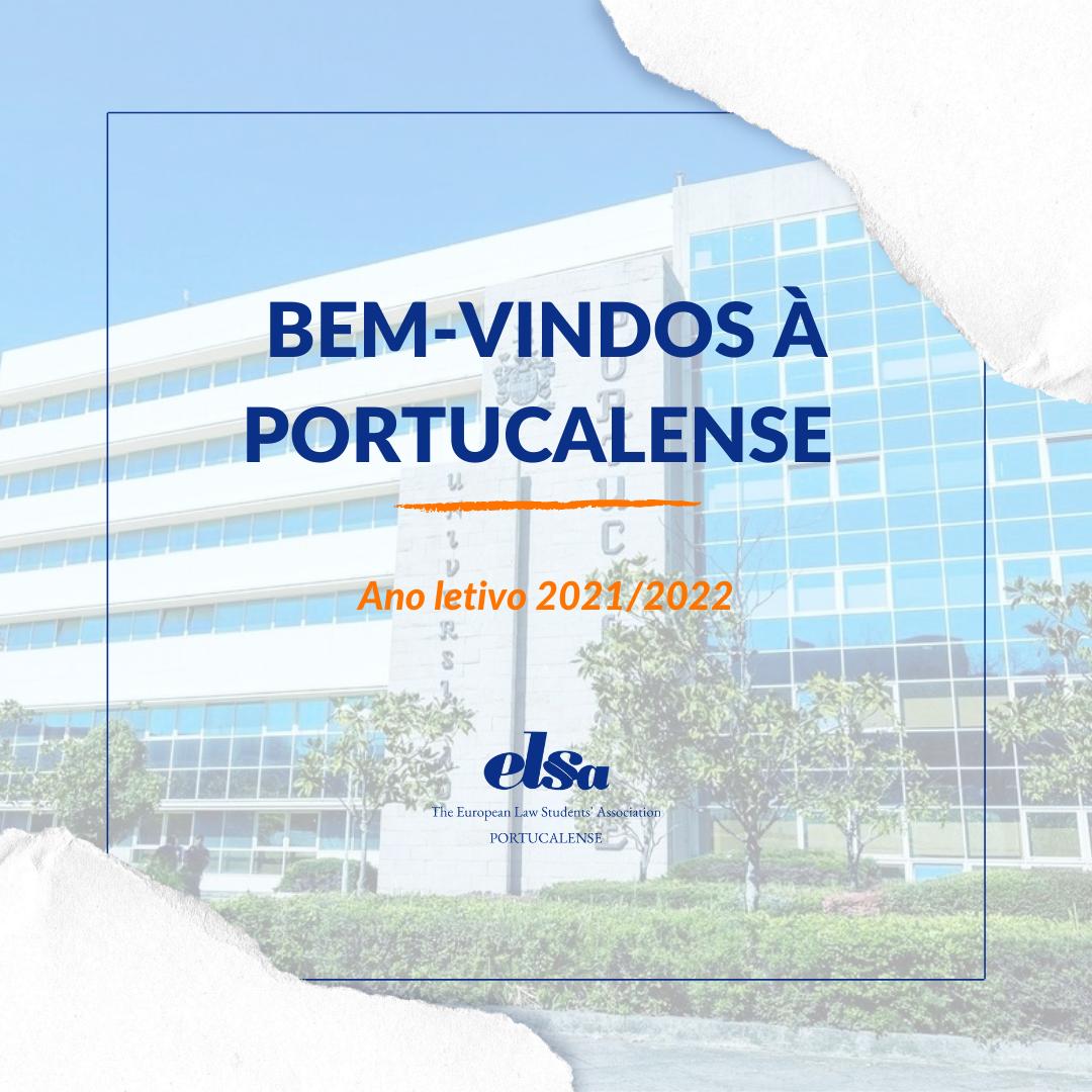 Bem vindos à Portucalense !