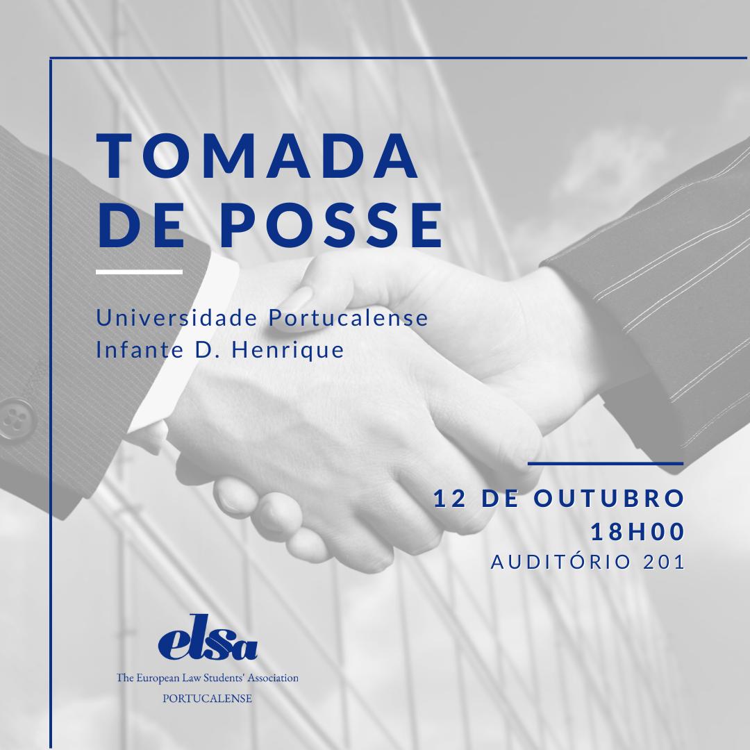 Tomada de Posse 21/22